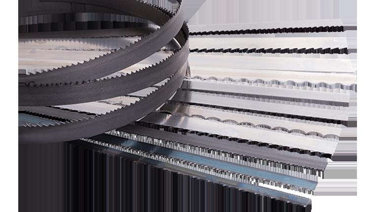 HSS, Bi Metal Şerit Testereler