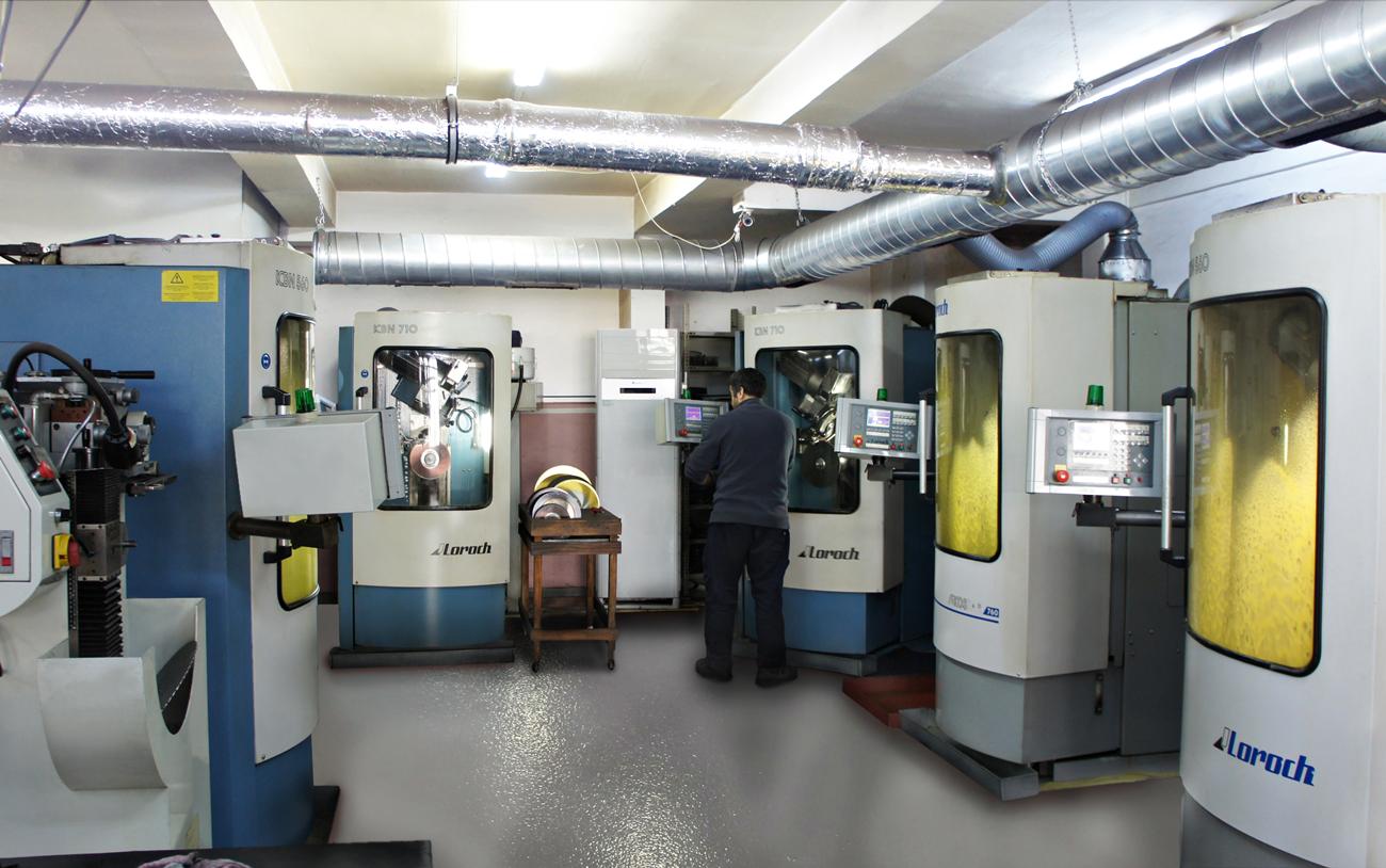 CNC Makineleri